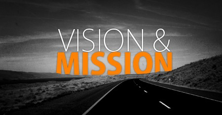 What is the difference between Vision and Mission?